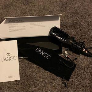💗L'Ange Le Vite Hairbrush Straightener